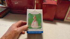 Hallmark Ornament Barbie Best Wishes. 2001