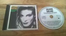 CD Pop Ute Lemper - Singt Kurt Weill (14 Song) POLYDOR REC