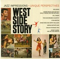 West Side Story - Jazz Impressions (2 x CD) Andre Previn/Dave Brubeck/Annie Ross