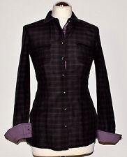 Mehrfarbige Damenblusen, - Tops & -Shirts im Blusen aus Baumwolle