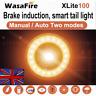 Xlite100 USB Rechargeable Smart Bike LED Tail Light Auto Start/Stop Brake Sensor