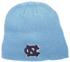 135e23e2d9a North Carolina Tar HEELS NCAA Edge Adjustable Beanie Knit Sock Hat Zephyr
