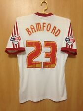 MIDDLESBROUGH 2014/2015 PLAYER ISSUE SPECIAL FOOTBALL SHIRT JERSEY BAMFORD #23