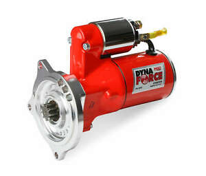 MSD Red DynaForce Starter for Ford FE 390 427 and 428 Cubic Inch Engines