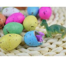 6pcs Magic Dino Eggs Growing Hatching Dinosaur Add Water Child Kids Toy Cute AU