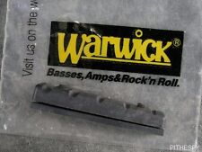 WARWICK LEFT HANDED JUST A NUT III 5 STRING BASS THUMB CORVETTE STREAMER