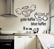 Deko-Wandtattoos & -Wandbilder mit Kaffee für die Küche | eBay