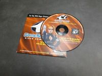 Game Shark CDX Disk (Sega Dreamcast)