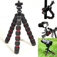 Universal Flexible Mini Tripod Stand Holder Mount For Sony Canon Nikon Digital