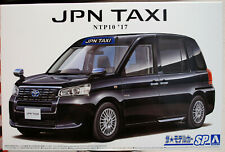 2017 Toyota JPN Taxi NTP10 JDM 1:24 Aoshima 057131