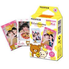 Fujifilm Instax Mini 10 Sheets Film Paper Rilakkuma Polaroid Photo - Mini 7s 8 9