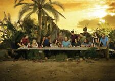 LOST SEASON 6 LAST SUPPER A3 POSTER ART PRINT YF375