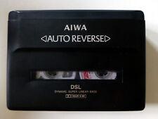 Aiwa HS-P108 wie Walkman, Riemen neu, überholt mit DSL-Bass, Dolby- läuft super!