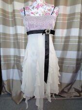 (A311) Ausgefallenes Damen Abendkleid  GR: 36