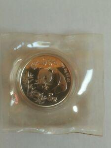 5 Yuan Panda 1998 OMP China RAR