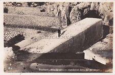 LEBANON - Baalbeck - Bloc de Calcaire dans le Carrieres - Photo Postcard