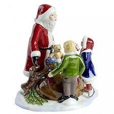 Villeroy & Boch CHRISTMAS TOYS Santa with Children #6506
