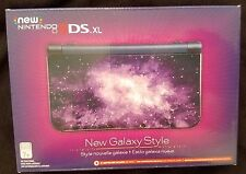 NEW Nintendo Galaxy Style Nintendo New 3DS XL Console