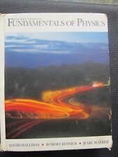 Fundamentals of Physics Fourth Edition