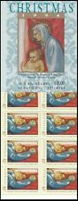 Australia 1392a Mnh, 1994 Christmas Madonna & Child Stamp Booklet x33132