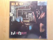 REO SPEEDWAGON LP: HI INFIDELITY (Simply Vinyl – SVLP 0042;180GRAM;LIM.EDT.)