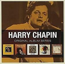 Harry Chapin - Original Album Series (NEW 5CD)