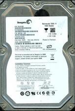 ST31000340AS,  9BX146-622,   SD15, KRATSG,   9QJ0  SEAGATE SATA 1TB
