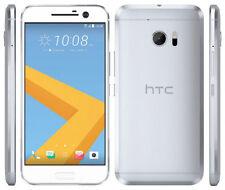 Téléphones mobiles argentés HTC 10 4G