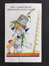 Vintage Postcard: Artist Signed: #A129 : Agnes Richardson : 1932