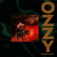 "OZZY OSBOURNE ""THE ULTIMATE SIN"" CD NEW+"