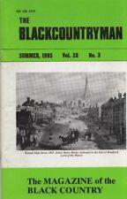 THE BLACKCOUNTRYMAN (Summer 1995) LOST CANALS - IVO SHAW - WEDNESBURY CHILDHOOD