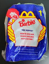 McDonald's Happy Meal Toy Mattel Barbie Teen Skipper  1998 Sealed