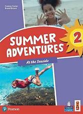 Summer adventures 2. Con Myapp. Con espansione online. Vo... - Foster Frances...
