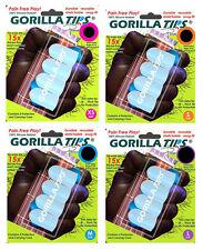 Gorilla Tips - Silikon Fingerschutz für Gitarre, Mandoline, Bass ...