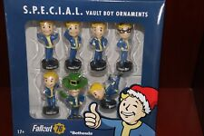 Limited Christmas Edition Fallout 76 - S.P.E.C.I.A.L. Vault Boy Ornaments Set