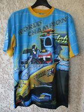 Maillot RENAULT F1 TEAM WOLRD CHAMPION Formule 1 vintage shirt collection S