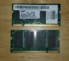 Samsung PC-2700 500 MB SO-DIMM 333 MHz DDR Memory (M470L3224FTO-CB3)