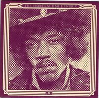 "JIMI HENDRIX ~ Gloria ~ 1978 UK 1-sided 7"" single in pic. sleeve ~ plays at 33/3"