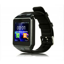 SMARTWATCH SMART WATCH BLUETOOTH SIM CARD SD CAMERA OROLOGIO CELLULARE ANDROID