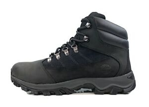 Timberland Rangeley Mid Hiker Leather Black Hiking Boots 9811R Men Size 9.5