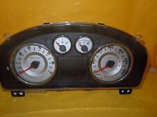 07 08 Ford Edge Speedometer Instrument Cluster Dash Panel Gauges 81,521