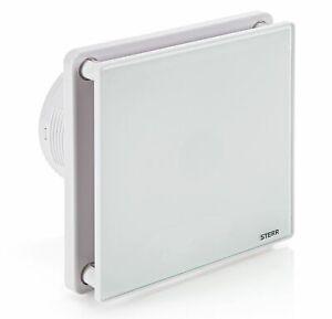 STERR - Badezimmerlüfter mit Glasfront - BFS100