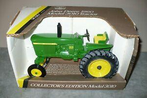 1/16 1960 JOHN DEERE 3010 Collector Edition Toy Tractor Ertl NIB