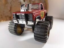 TOOTSIETOY CUSTOM F-150 SWAMP RAT MONSTER TRUCK                          5-64-15