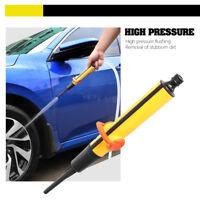4pcs/set Car Water Flow Brush Soft Bristle Auto Wash Brush Kit Cleaning Tool