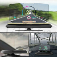 Car GPS Navigation Phone  Holder HUD Head Up Projection Display Phone Bracket