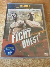 Dvd Fight Quest L'arte del combattimento volume 2 Corea Hapkido Francia Savate