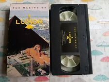 The Making of Luxor (VHS)