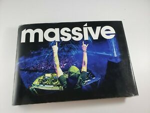 Massive EDM Skrillex Ezra Music Book Concert Show Photography Electric Dance Art