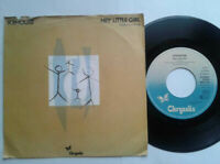 "Icehouse / Hey Little Girl 7"" Vinyl Single 1982 mit Schutzhülle"